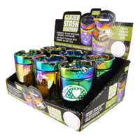 Metallic Rainbow Stash Ashtray | Wholesale Distributor